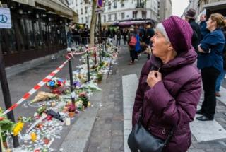 Paris attentat novembre 2015