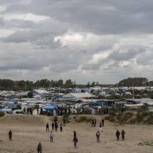 Calais : Manifestation interdite contre les conditions de vie da