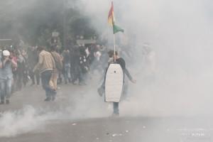 Paris - Nouveau rassemblement anti-loi Travail -012