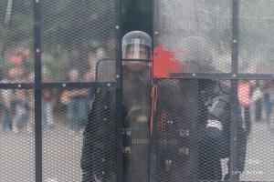 Paris - Nouveau rassemblement anti-loi Travail -016