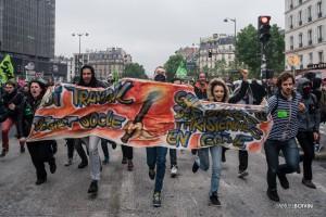 Paris - Manifestation des cheminots-004
