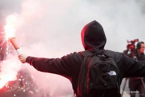 Paris - Manifestation des cheminots-009