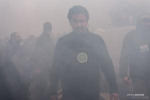 Paris - Manifestation des cheminots-011