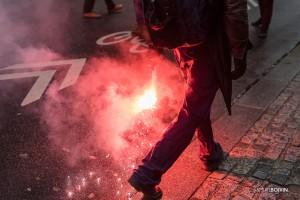 Paris - Manifestation des cheminots-012