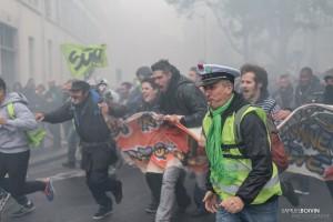 Paris - Manifestation des cheminots-014
