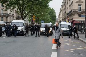 Paris - Manifestation des cheminots-018