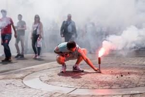 Paris - Manifestation interprofessionnelle contre la loi travail-003