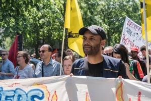 Paris - Manifestation interprofessionnelle contre la loi travail-006