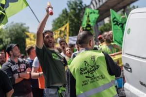 Paris - Manifestation interprofessionnelle contre la loi travail-007