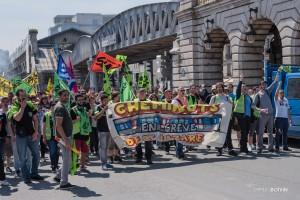 Paris - Manifestation interprofessionnelle contre la loi travail-008