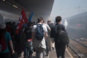 Paris - Manifestation interprofessionnelle contre la loi travail-014