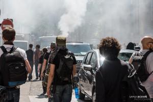 Paris - Manifestation interprofessionnelle contre la loi travail-019