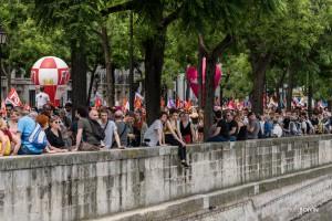 01Paris - Nouvelle manifestation contre la loi travail à Bastille-005
