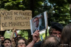 01Paris - Nouvelle manifestation contre la loi travail à Bastille-008