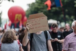 01Paris - Nouvelle manifestation contre la loi travail à Bastille-009